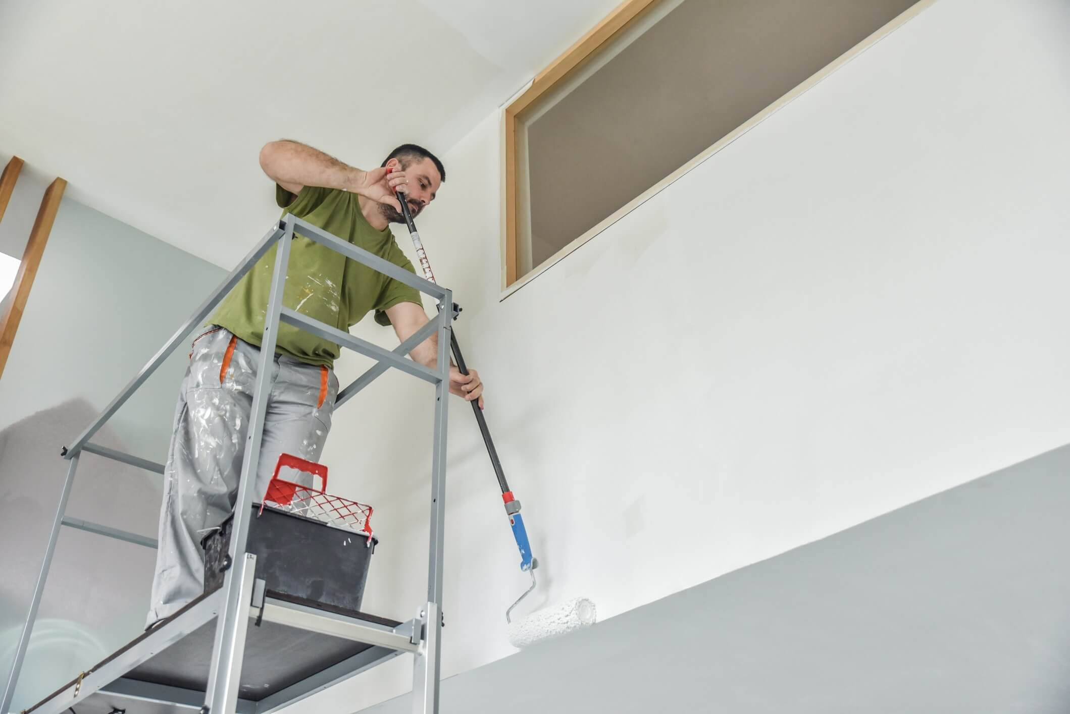 Get a New Look in the New Year with Commercial Painting