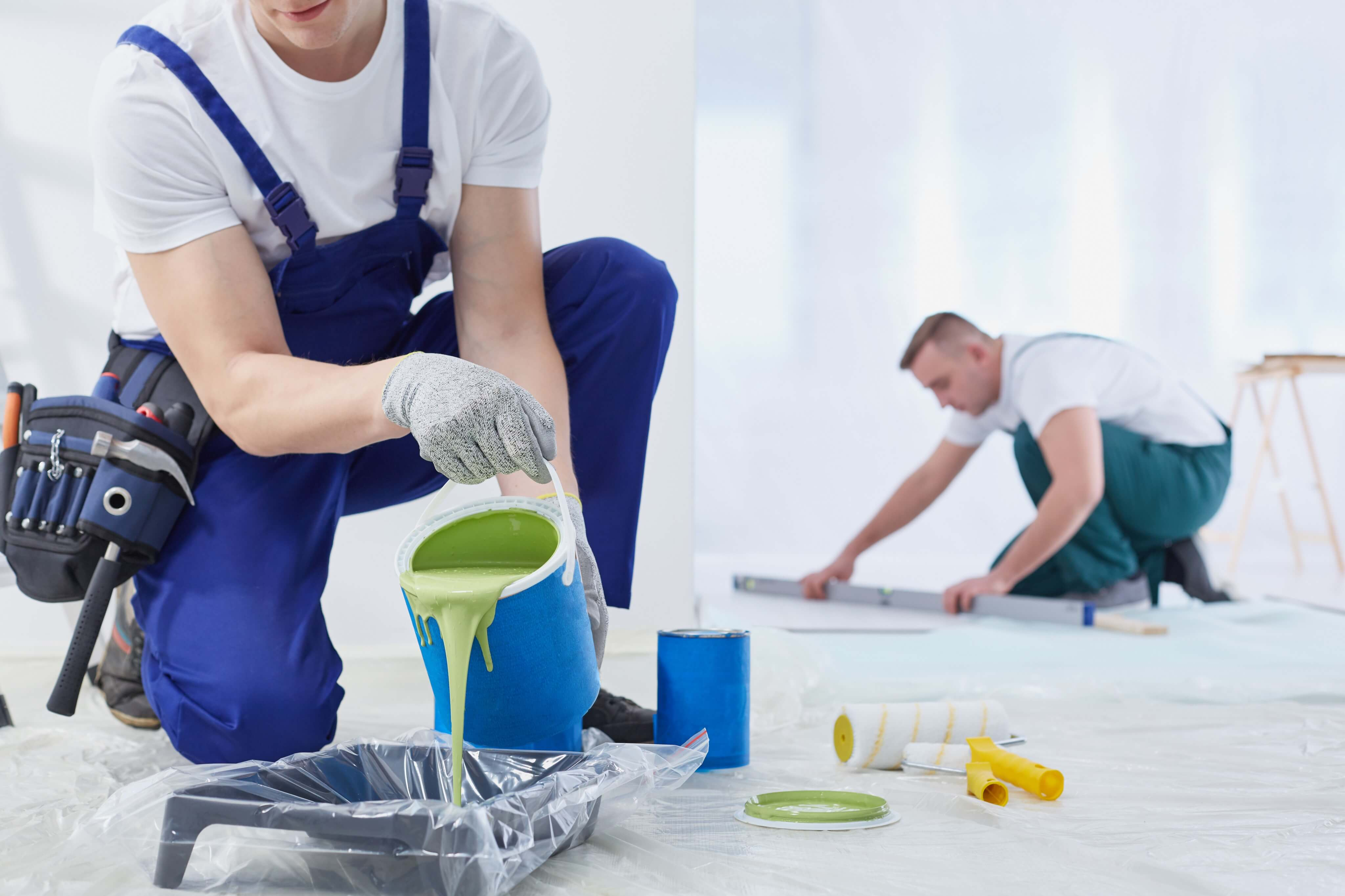 How You Can Benefit from Using a Professional Painting Company