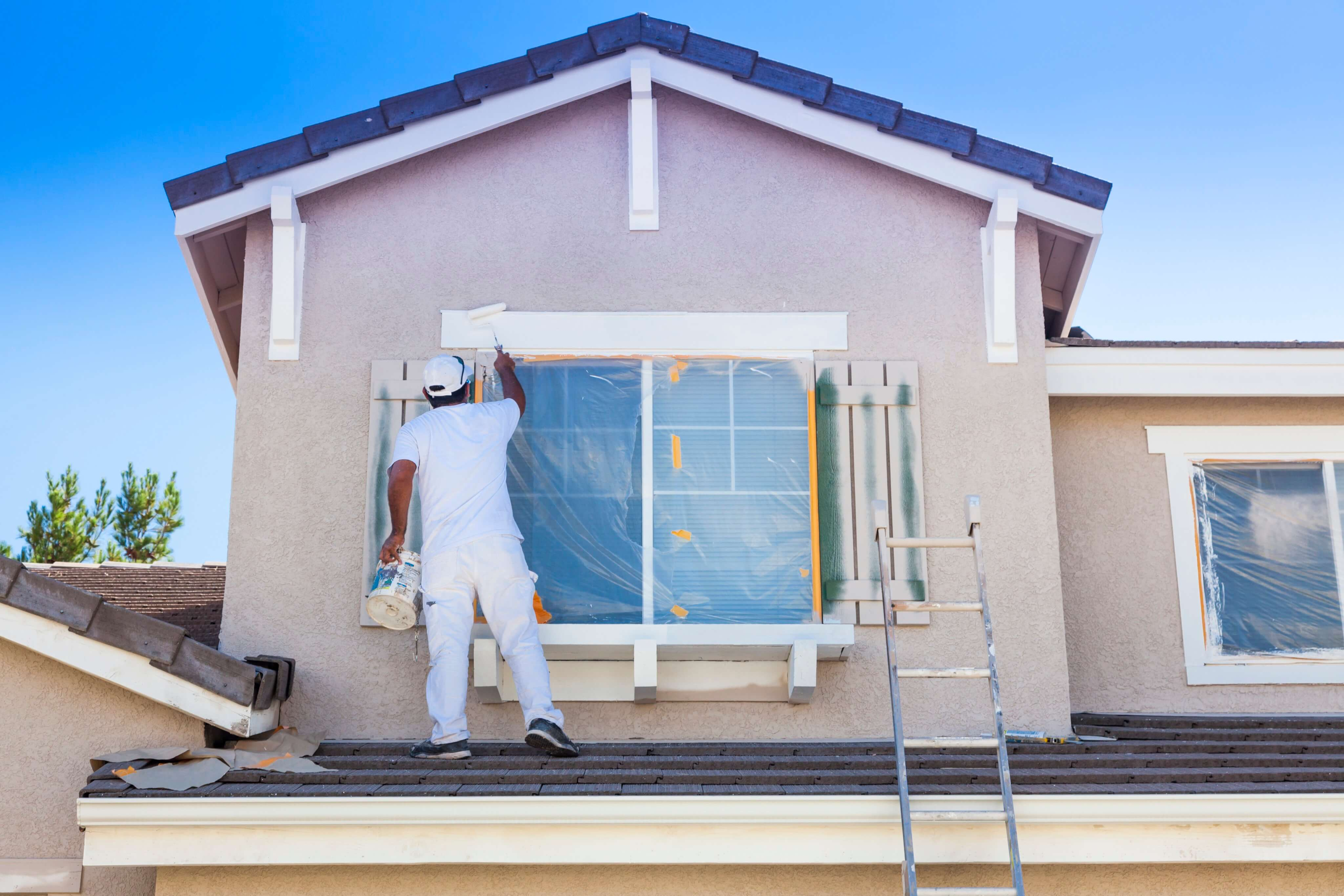 How Professional House Painters Can Make Your House Look Like New And Boost That Resale Value With Specific Colours!