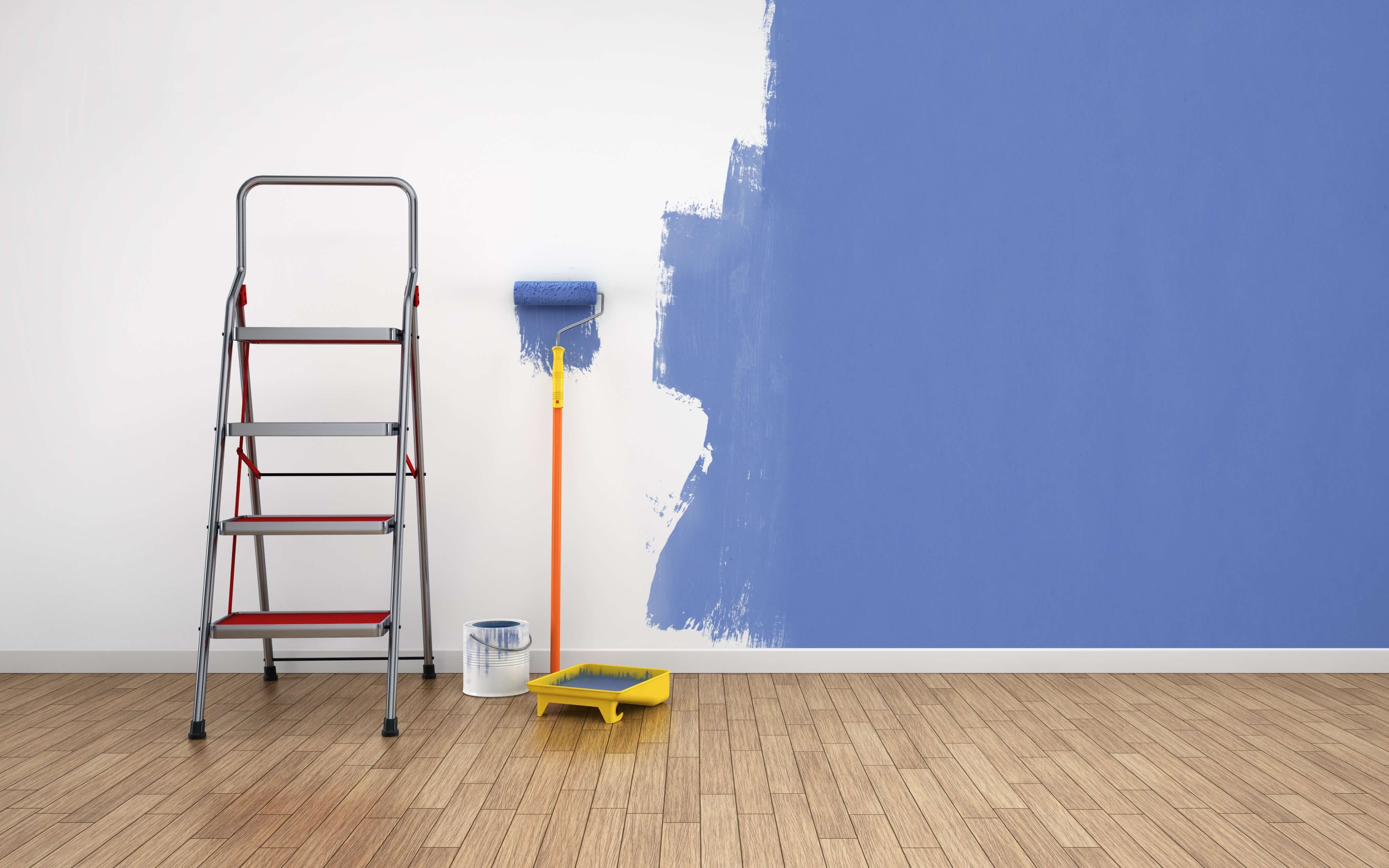 Set the Mood of the Interior of Your Home with the Help of Professional Interior House Painters