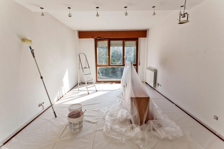 10 Tips to Consider Before Interior House Painting